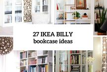 Book case ikea billy