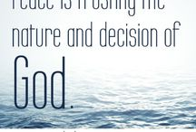 GOD QUOTES / Christian and God quotes