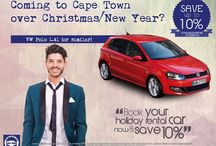 Holiday specials / Start the new year with some change in your pocket. Book your holiday rental car now and save 10%!