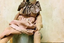 marionettes and vintage type dolls / by Cynthia Theroux