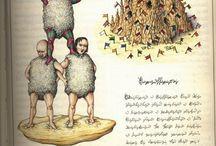 Artist Inspo: Codex Seraphinianus