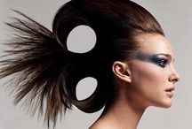 Hair Dressing Mood Board / Inspirations for hair