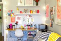 Home office / Home office decorating ideas