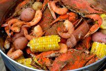 Southern Crab Boil