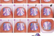 Nails n Toes art