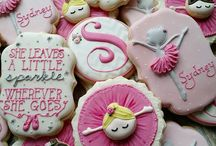 ~ Girly Cookies ~
