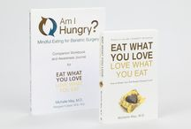 Mindful Eating and Bariatric Surgery / Everyone agrees that bariatric surgery is a tool – not a quick fix. If you have had (or are considering) gastric bypass, the band, or the sleeve, Am I Hungry? Mindful Eating for Bariatric Surgery is designed to prevent, identify, and resolve the maladaptive eating habits and emotional eating issues that commonly lead to problems after bariatric surgery. / by Am I Hungry? Mindful Eating Programs