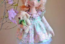 Кукла принцесса