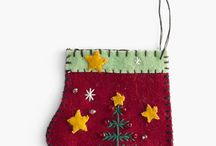 AAA:BELLS.MITTENS.STOCKINGS ornies&crafts / by Dianne Mauth Daines