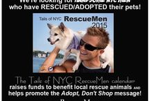 We're Looking for Rescuemen for 2016! / Know someone who would make a great Rescuemen for 2016? Let us know. Visit http://www.rescuemen.org/