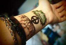 Tattoos / by Amanda Debot