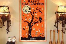 Happy Fall Y'all / Tricks Or Treats....Have a Scream @ Halloween! / by Tiffany Gentile