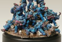awesome warhammer 40k pieces