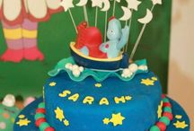 Saphira's fist birthday / Ideas and inspiration doing Saphiras first birthday party
