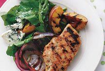 Healthy Summer Meals / by Amanda Elliott