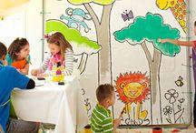 Kiddies - Art fun / by Mande Douglas