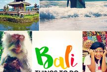 Explore Indonesia / Tips, tricks and ideas for exploring Indonesia
