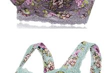 FLORAL LACE BRAS GREAT