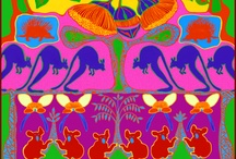 Vivid Colors / The colors of life - bright and beautiful / by Rebecca Marsh