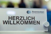 Soennecken_Inside / Hier bietet die Soennecken eG Einblicke hinter die Kulissen.