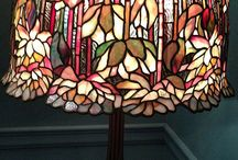 Tiffany Lamps / You got to have one.