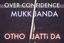 Must read ❤ / Punjabi hundi urdu