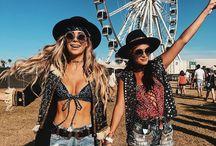 Festival style / Coachella