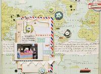 Single Page Layouts / by Stephanie Mudd Nagel