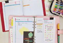 Agenda layout