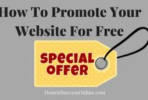 Build A Website / free websites, how to monetize a website, how to get more traffic