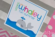 wishing you a WHALEY / by Lauren McKinsey