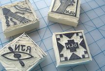 Letterboxing and Stamp Carving
