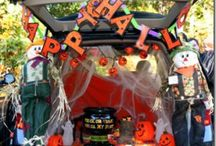 Trunk-or-Treat Ideas / If you're church or organization participates in a Trunk-or-Treat event Guildcraft is a great source for trunk decorations, prizes and more! / by Guildcraft Arts & Crafts