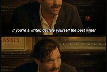 Αγαπημένες ταινίες, μουσική και βιβλία