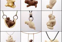 Toys animal wood