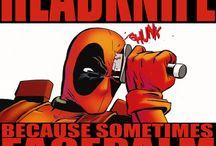 Pool... Deadpool