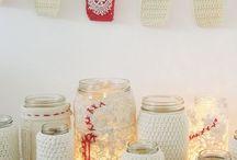 Jar Crafts for Kathy