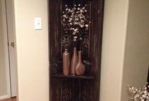 Wood door projects