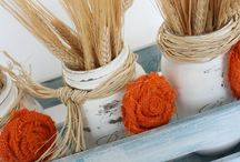 Fall decor and Crafts