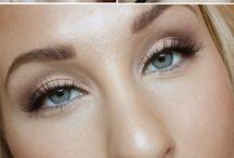 makke -up oči