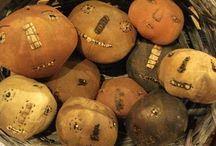 Fall primitive hand dids / by Kathy Detwiler Harris