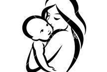 mom+baby