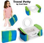 * Travel Bath & Potty Gear - Continental Kid / by Continental Kid