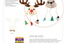 Christmas Art & Craft / Get crafty and creative this Christmas with our range of expertly designed Christmas teaching activities.