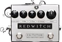Factotum Bass Suboctave Drive