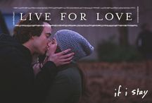 If I Stay   Live For Love Community Board / What inspires you to #LiveforLove? We want you to pin it! Join our Community Board and share what inspires you. Step 1: Follow @IfIStayOfficial on Pinterest. Step 2: Comment #LiveforLove on a pin in this board to join. Step 3: Pin whatever inspires you to #LiveforLove. Pins on this board are not reflective of the opinions of Warner Bros. Pictures, and WB reserves the right to remove content. / by If I Stay