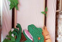 Party dinosaurio