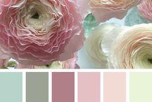 Colourcombinations / Colourpalettes