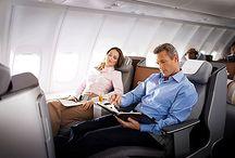 Business Class Flights Offer