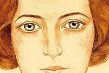Peintures : Portraits / by Irene Marcelin